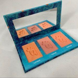Alamar Cosmetics Colorete Blush Trio - Fair/Light